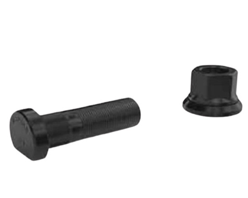 Wheel & hub  SAF 83mm