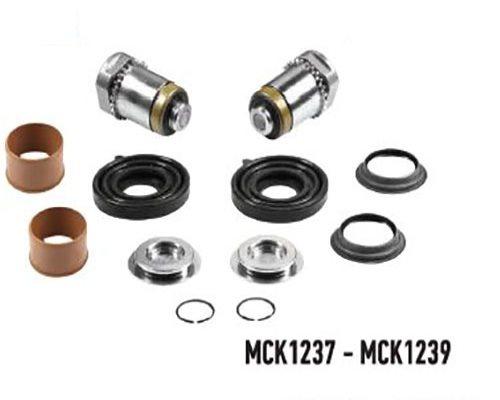 Caliper adjusting mechanism kit