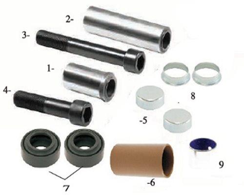 caliper repair kit FH12