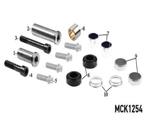 caliper repair kit FH13
