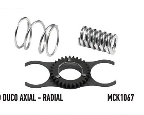 FH caliper gear and springs kit