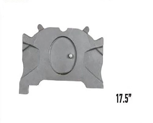 PUSH PLATE WITH PIN