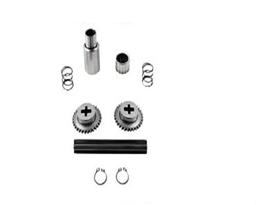 Lever bearing adjusting set
