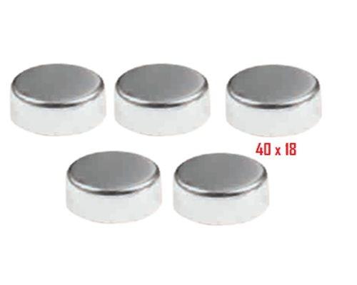 Caliper metal tap